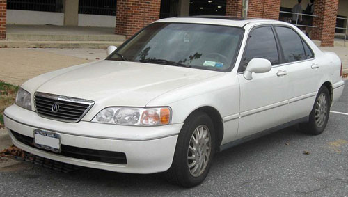Download Acura Rl repair manual