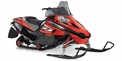 Download Arctic Cat 4-Stroke Snowmobile repair manual