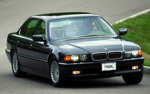 Download Bmw 7 Series E38 repair manual