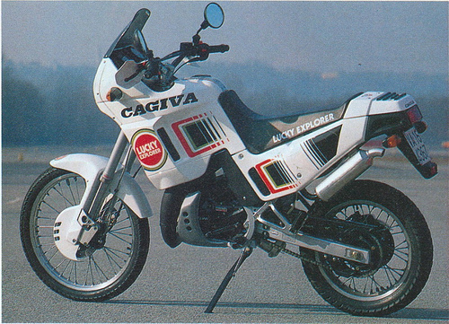 Download Cagiva N90 repair manual