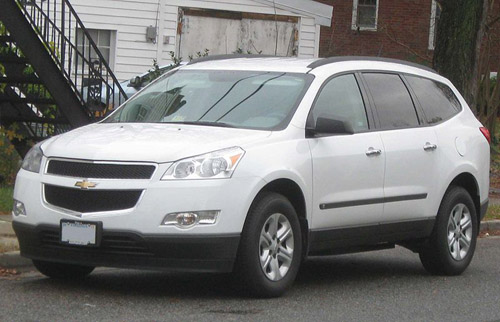Download Chevrolet Traverse repair manual