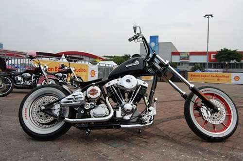 Download Harley Davidson Shovelhead repair manual