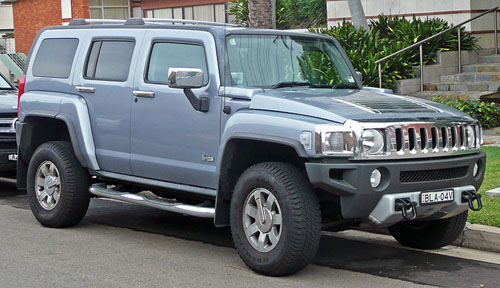 Download Hummer H3 repair manual
