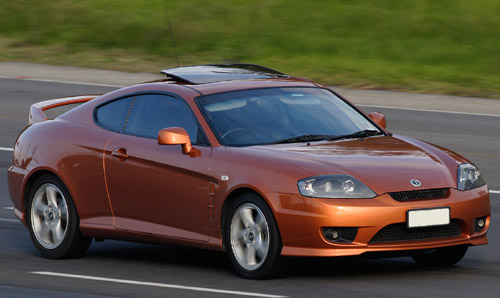 Download Hyundai Tiburon repair manual