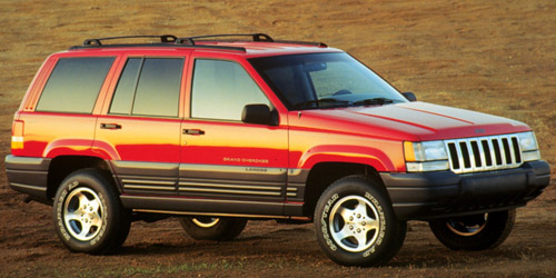 Download Jeep Grand Cherokee Zj repair manual
