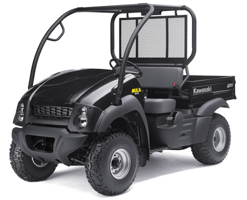 Download Kawasaki Mule 600-610 4x4 repair manual