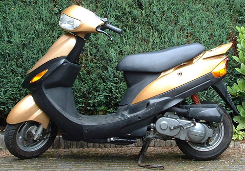 Download Kymco Filly Lx 50 repair manual