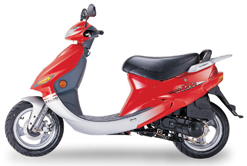 Download Kymco Zx 50 Scout 50 repair manual