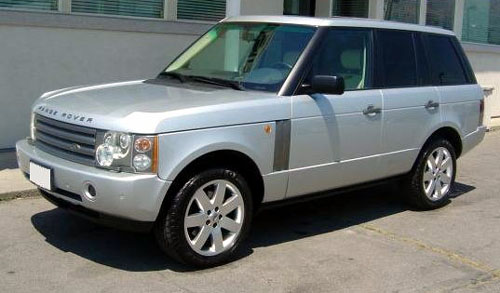 Download Land Rover Range Rover repair manual
