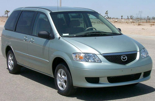 Download Mazda Mpv repair manual
