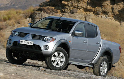 Download Mitsubishi L200 repair manual