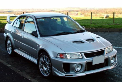 Download Mitsubishi Lancer Evolution 4-5 repair manual