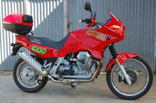 Download Moto Guzzi Quota 1000 repair manual