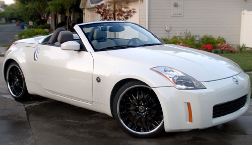 Download Nissan 350z Roadster repair manual