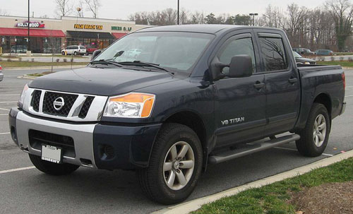 Download Nissan Titan repair manual