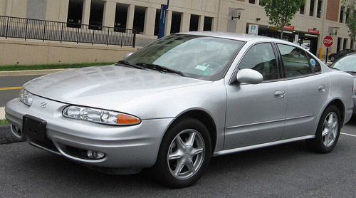 Download Oldsmobile Alero repair manual