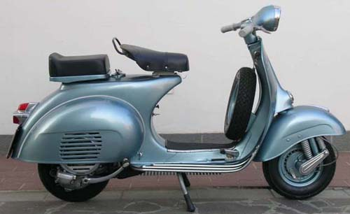 Download Piaggio Vespa 150 repair manual