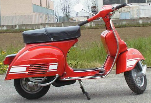 Download Piaggio Vespa Scooter 90-125-150-180-200 repair manual