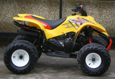 Download Polaris Scrambler 50-90 Atv repair manual