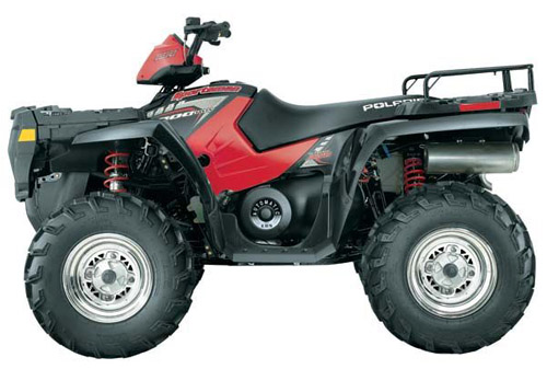 Download Polaris Sportsman 700-800 Atv repair manual