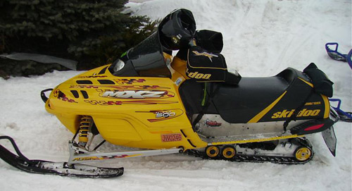 Download Ski-Doo Snowmobiles repair manual