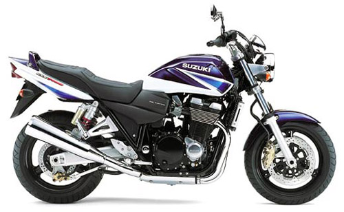 Download Suzuki Gsx-1400 repair manual