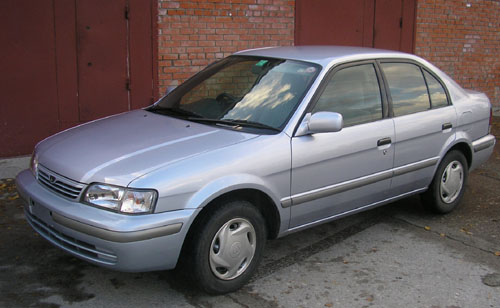 Download Toyota Tercel repair manual