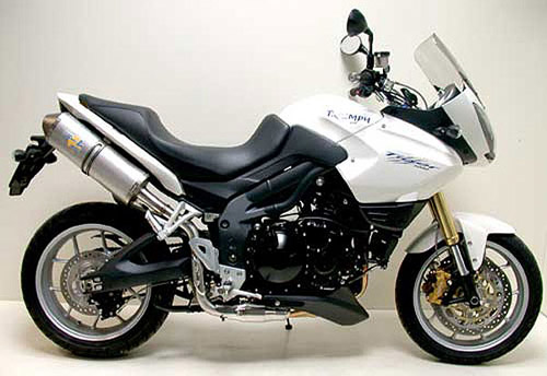 Download Triumph Tiger-1050 Italian repair manual
