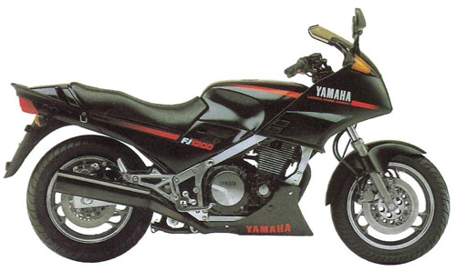 Download Yamaha Fj1100 Fj1200 repair manual