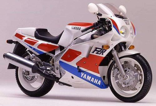 Download Yamaha Fzr-1000 German repair manual