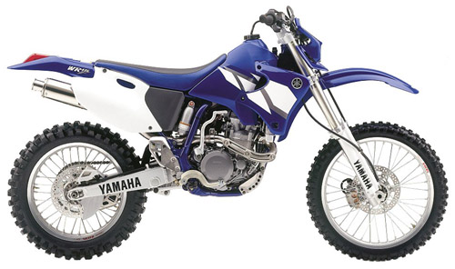 Download Yamaha Wr400f Wr426f repair manual