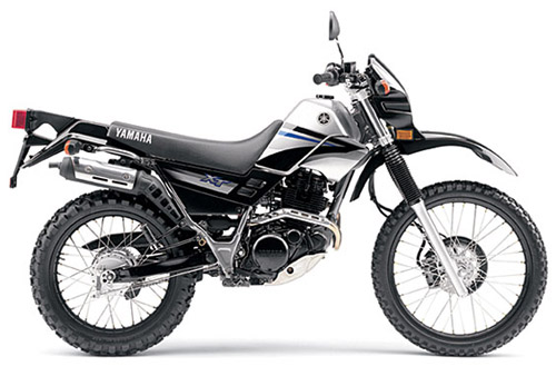 Download Yamaha Xt-225 repair manual