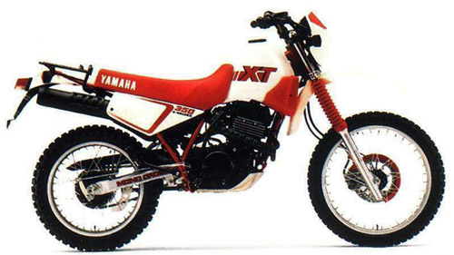 Download Yamaha Xt-350 Tt-350 repair manual