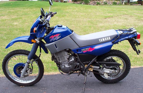 Download Yamaha Xt-600 repair manual