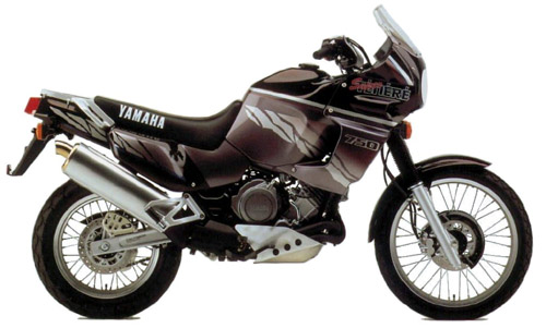 Download Yamaha Xtz-750 Super Tenere repair manual