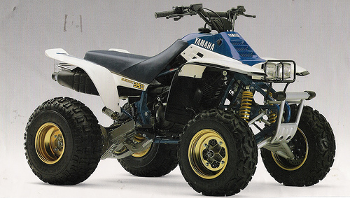 Download Yamaha Yfm-350x Warrior Atv repair manual