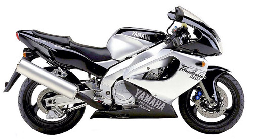 Download Yamaha Yzf-1000r Thunderace repair manual